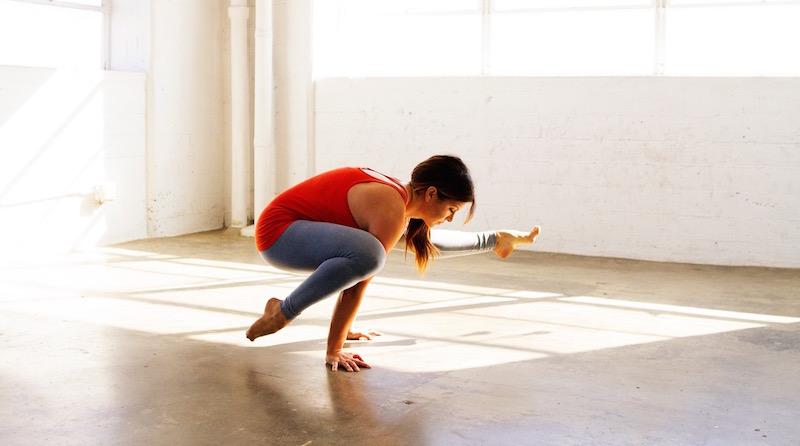 Позы йоги для силы
