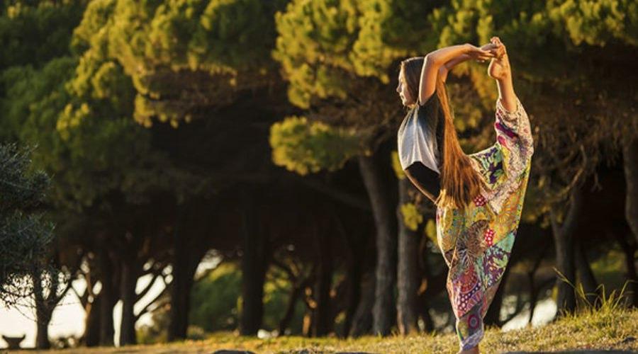 йога здоровый образ жизни