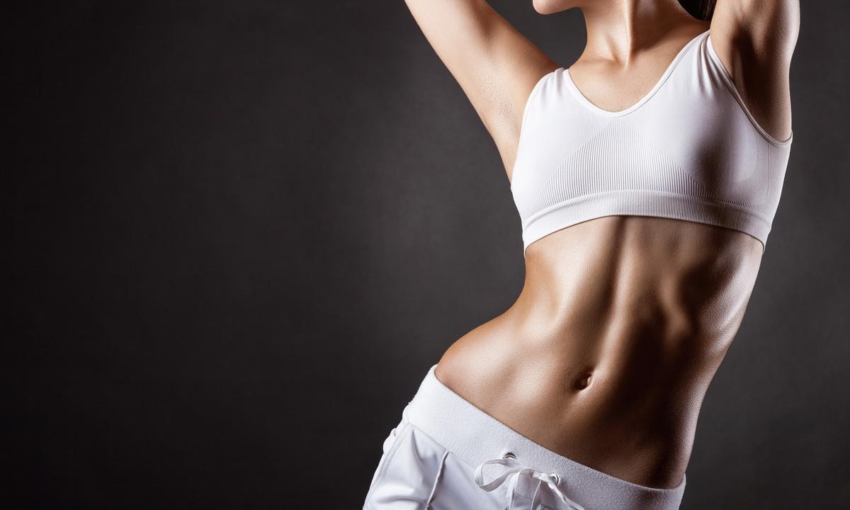 Упражнения йоги для пресса, талии и ягодиц